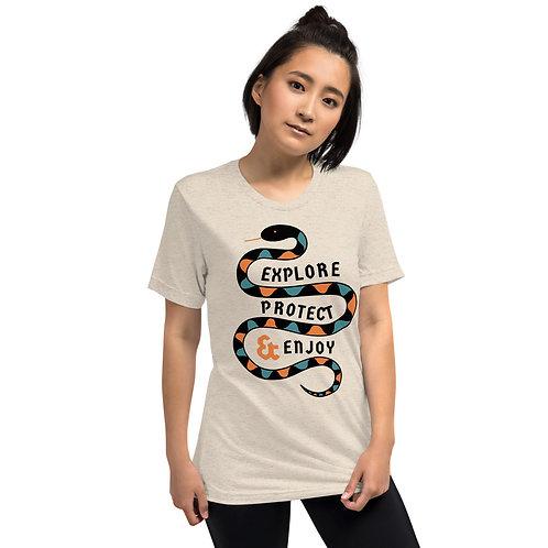 Big Snek Short sleeve t-shirt