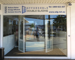 Affordable Double Glazing Showroom