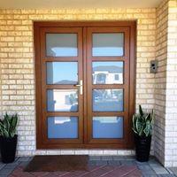 Golden Oak Front Doors.jpg