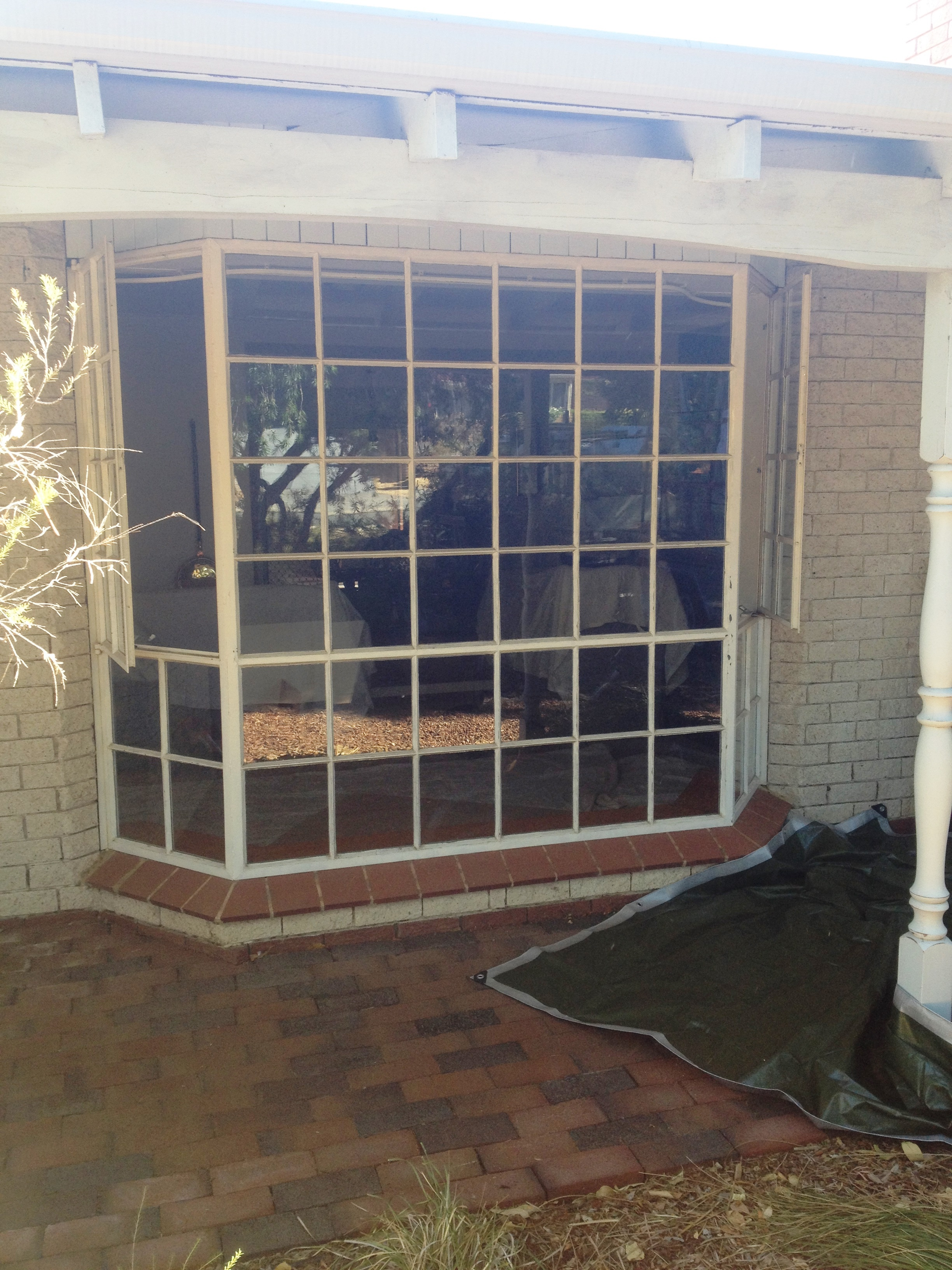 Replacing 30 Year Old Steel Windows