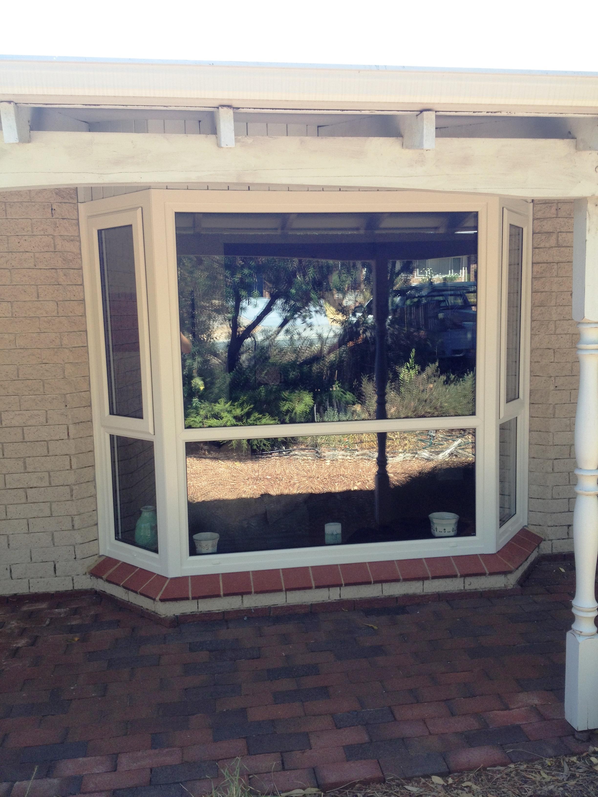 Steel Windows Gone - New UPVC