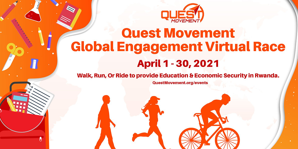 Quest Global Engagement Virtual Race (Early Registration)
