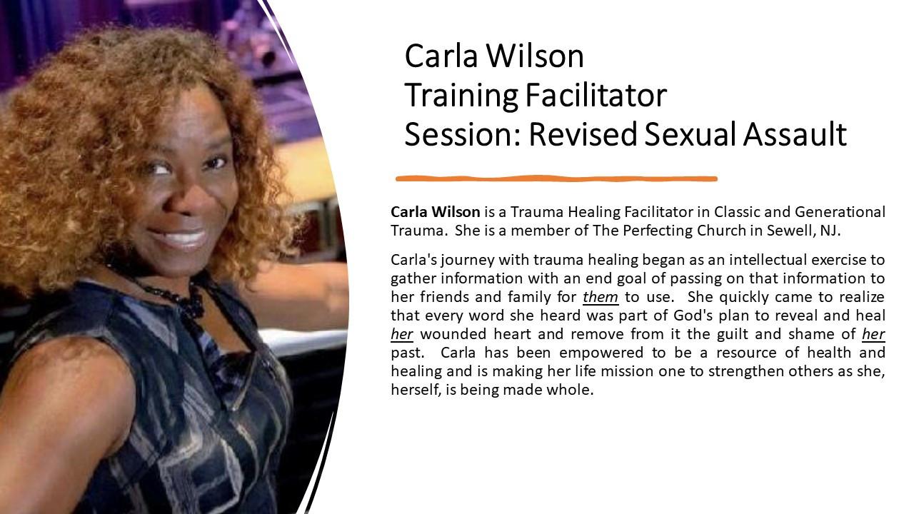 Carla Wilson