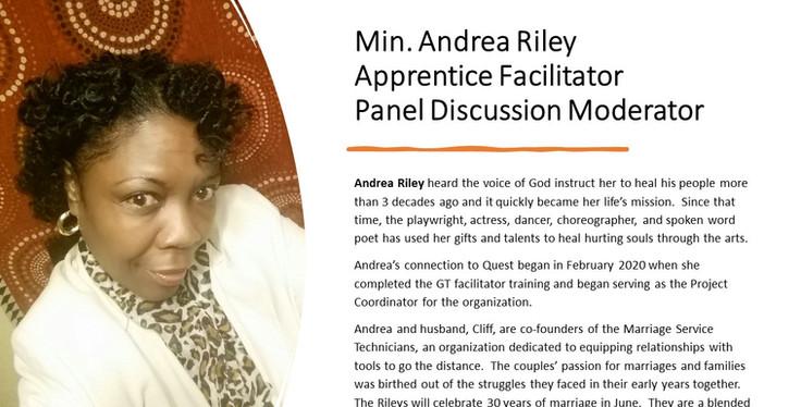 Min. Andrea Riley