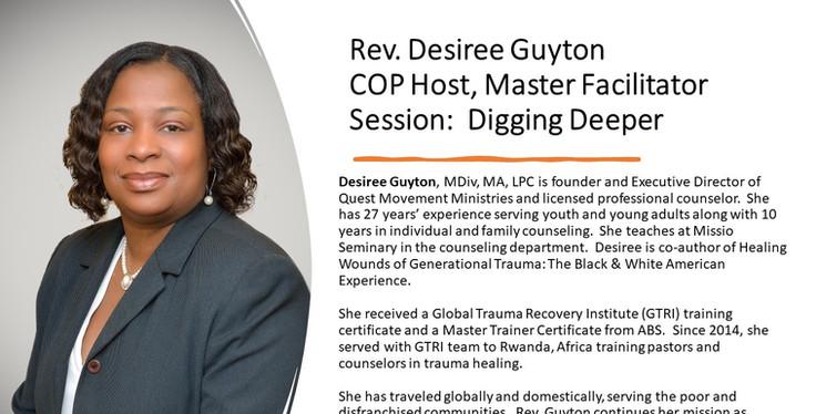Rev. Desiree Guyton