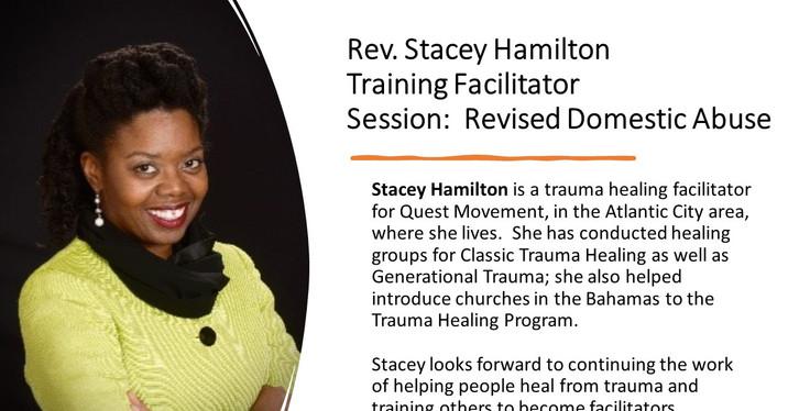 Rev. Stacey Hamilton