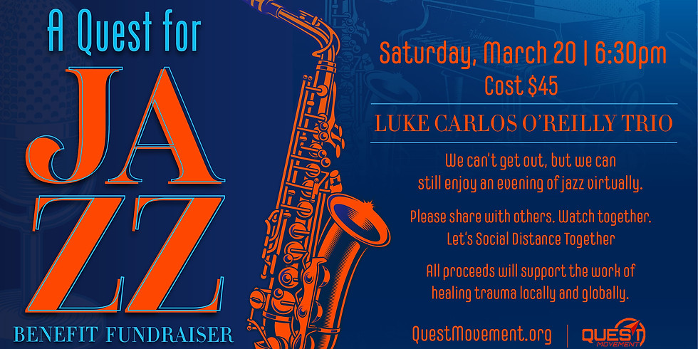 A Quest for Jazz Benefit Concert