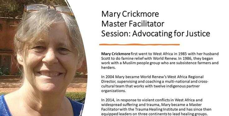 Mary Crickmore