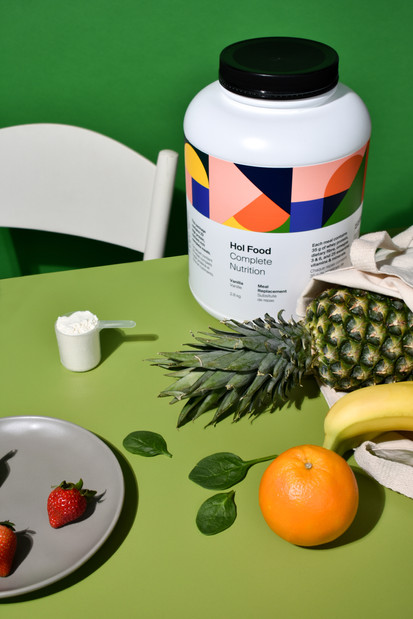 Hol Food Styling, Art Direction + Photography by House of Rue