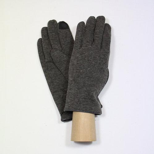 Guanto 3 cuciture in tessuto,misura Unica, touch