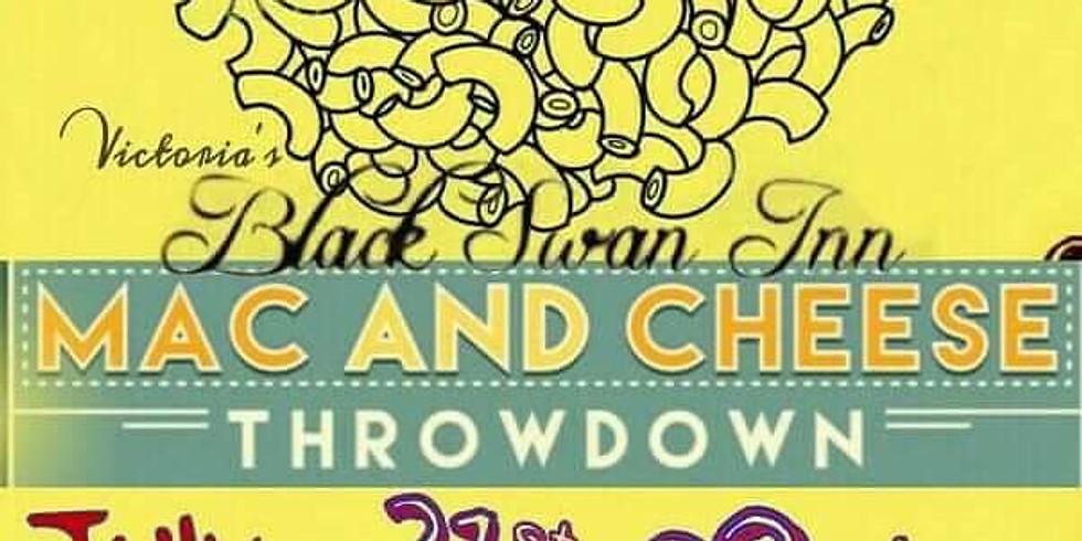 Victoria's Black Swan Inn Mac & Cheese Throwdown