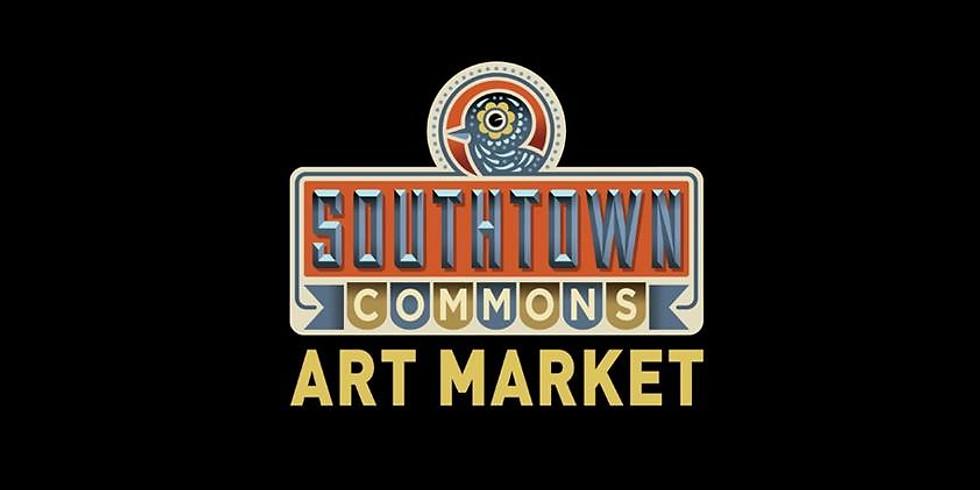 Second Saturday Southtown Art Market