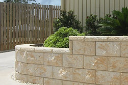 Trendstone Retaining Wall Fraser Coral4-