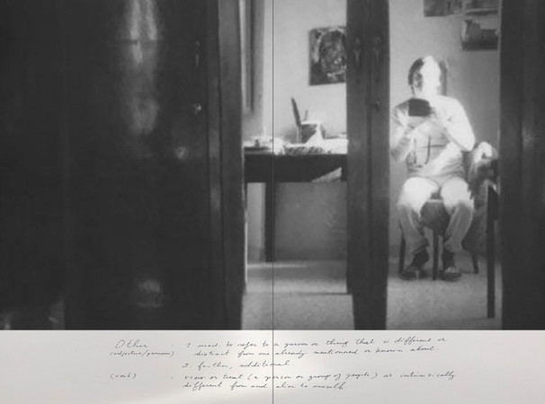 """Philo Cohen Dictionary of Confinement 260 pages book printed on matte postcard paper 4"""" x 6"""""""