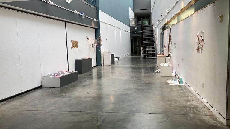 Material Studies / The Matter in Material Class Exhibit