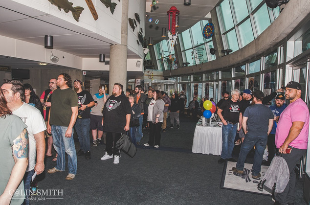Bret Hart in Nanaimo BC - September 13th 2019