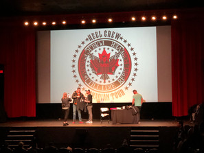 Dolph Ziggler in Vancouver BC - December 4th 2019