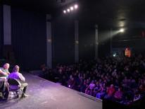 Bret Hart in Vancouver BC - November 9th 2019