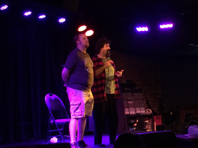Mick Foley in Nanaimo BC - August 29th 2018