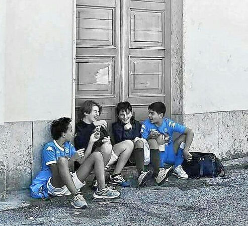 SSC Napoli, benefici iscrtti