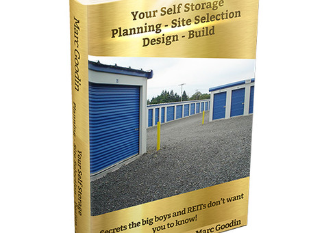 Over 150 self storage development tips by Marc Goodin