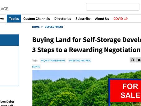 Better Land Negotiation for Huge Savings!