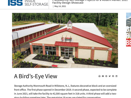 Storage Authority in the news!!