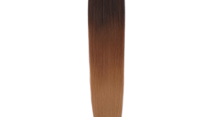 Pre-Stretched Hypoallergenic Braiding Hair (Tri-color)