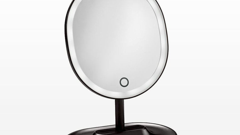 LED Lighted Table Top Cosmetic Mirror