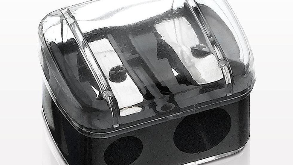 Dual Covered Sharpener
