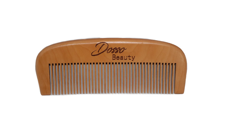 Pear Wood Beard Combs