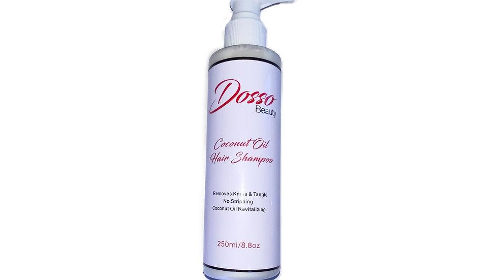 Coconut Oil Hair Shampoo