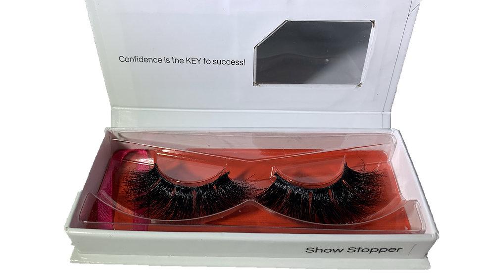 Show Stopper 3D Mink Eyelashes & DUO Lash Glue