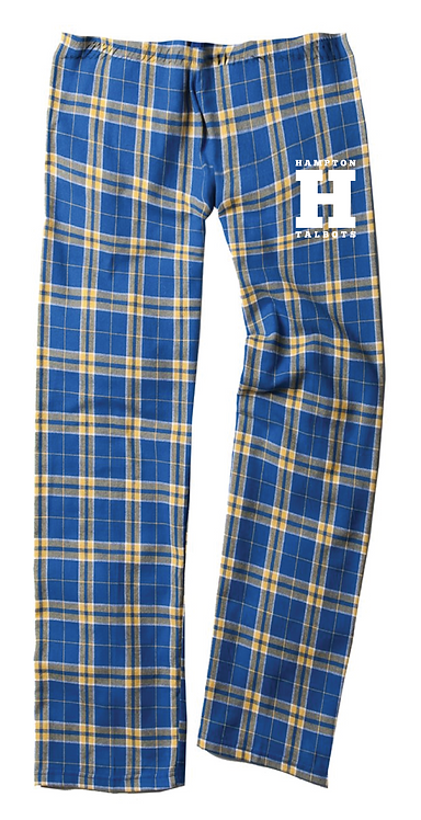 Flannel Pants | YOUTH*