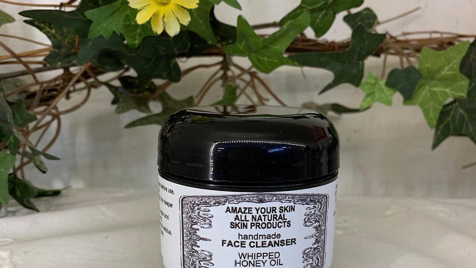 Face Cleanser WHIPPED HONEY OIL