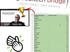 Ganadores Globaltech Bridge