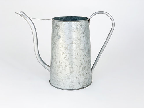 Galvanized Metal Watering Can