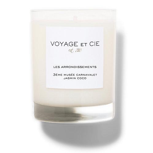 Voyage et Cie Highball Candle- Jasmine Coco
