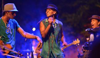 Fantuzzi with Deepak and Rio at Bali Jaz