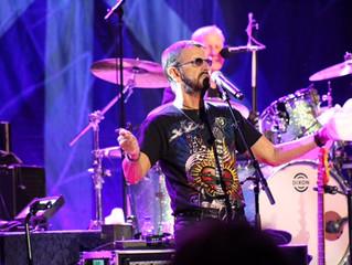 Ringo Starr Wearing Cha-Cha ChiC