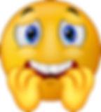 Emoticone de peur