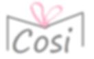 logo cosibox de la box des peaux fragiles allergiques mâtures