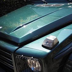 Mercedes G-Class po Auto Detailingu