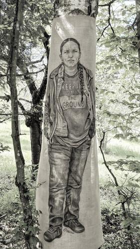 Cherri Foytlin, journaliste, activiste (USA)