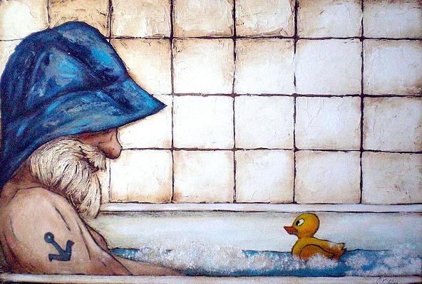 Le bain de jouvence