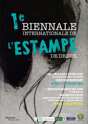 Biennale internationale d'estampe