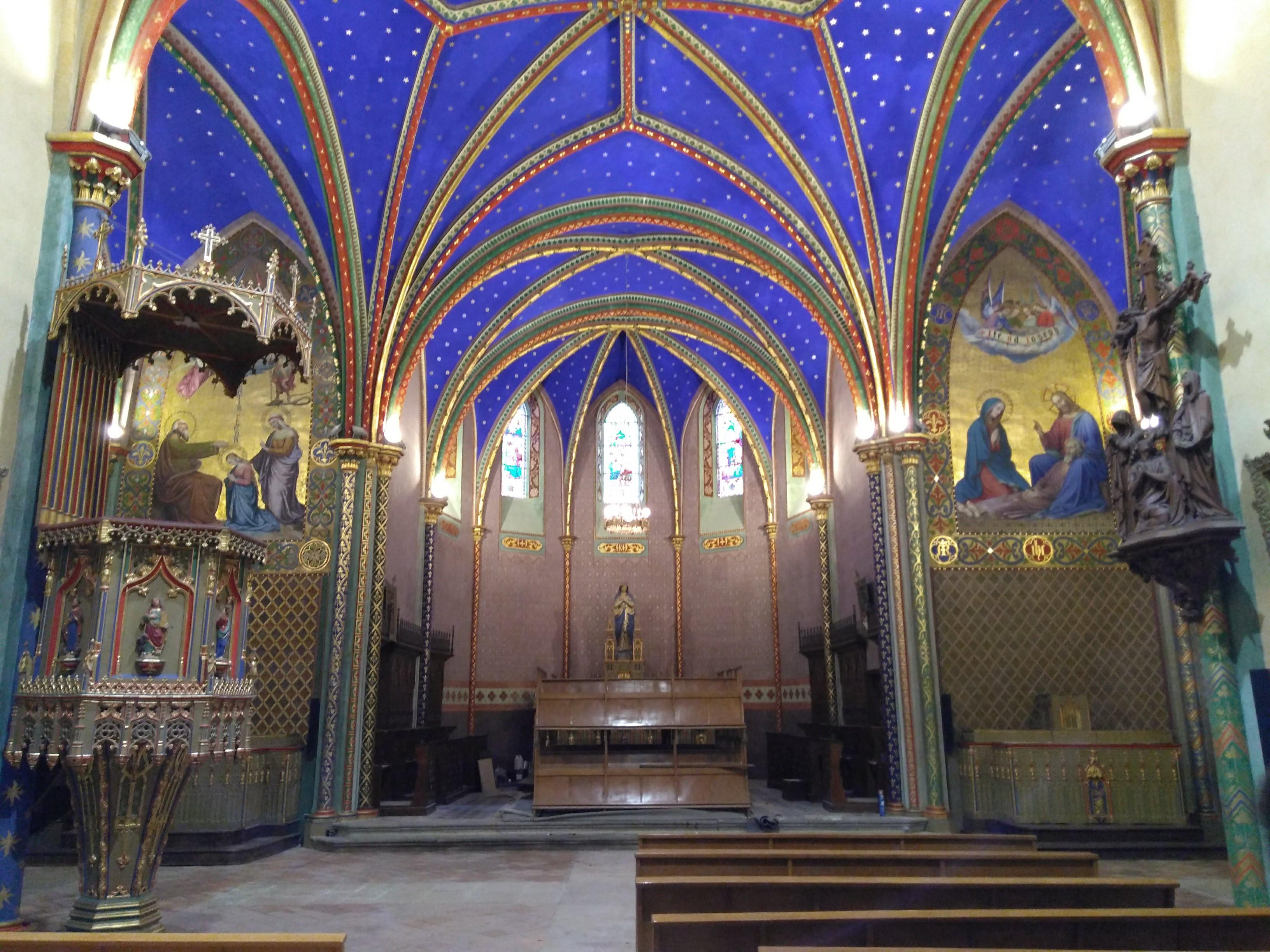 Église de Châtenay (Isère)