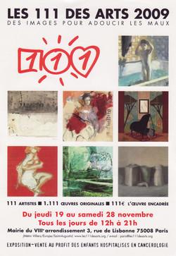 Les 111 des Arts