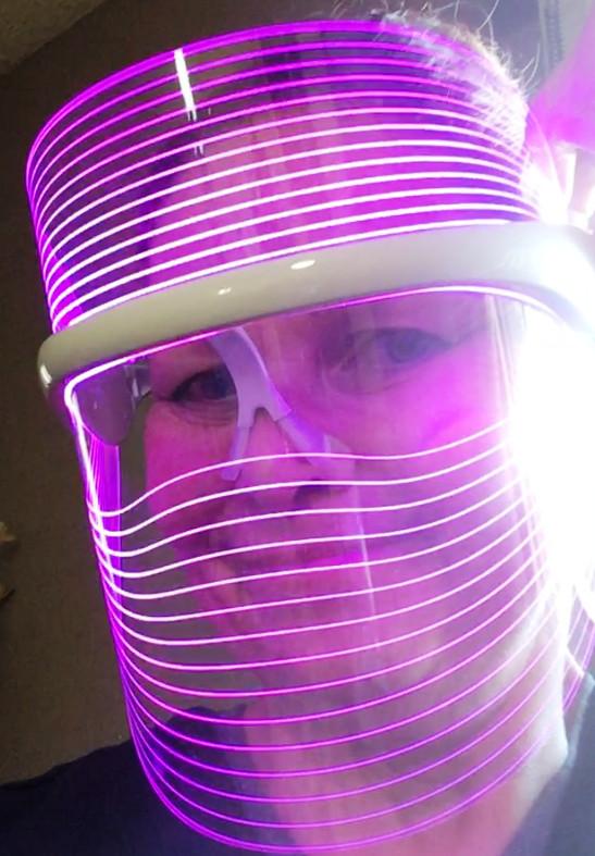 7 Colour LED Facial Mask SAM wearing.jpg