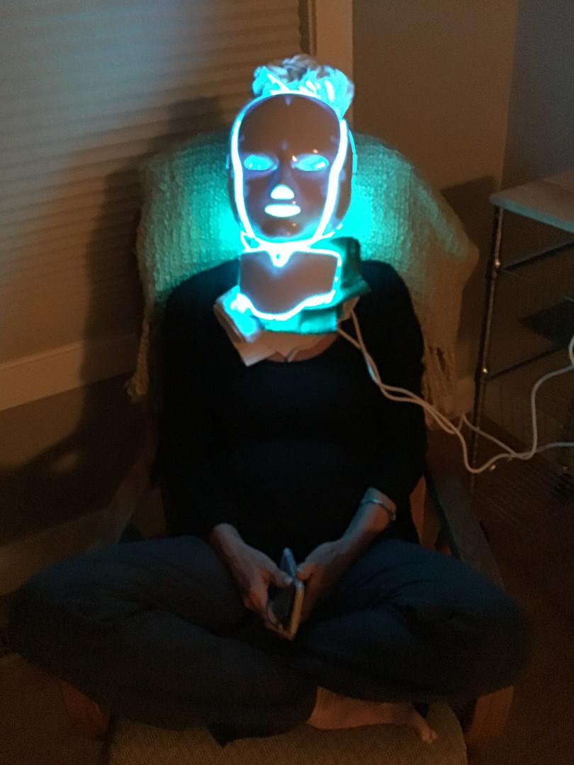 7 Colour LED Facial